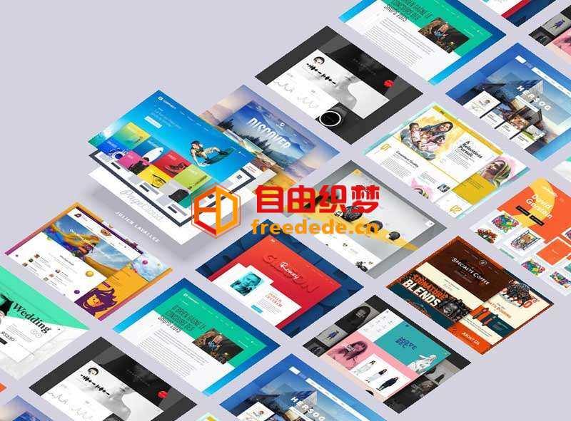 爱上源码网文章html5响应式网格3D图片案例展示特效的内容插图