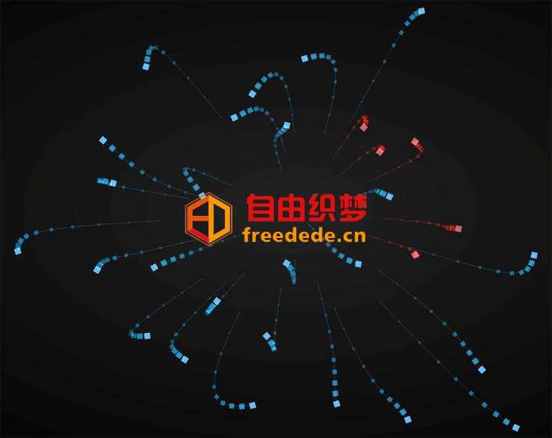 爱上源码网文章canvas游动的蛇虫动画特效的内容插图