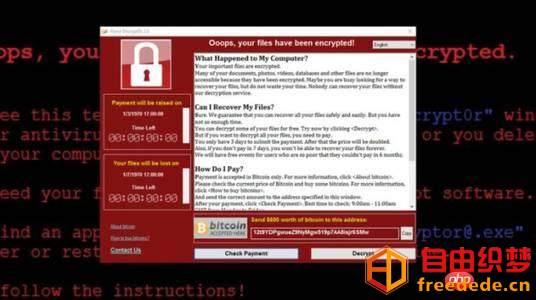 爱上源码网文章服务器中了比特币勒索病毒怎么办?附勒索病毒解决方案的内容插图