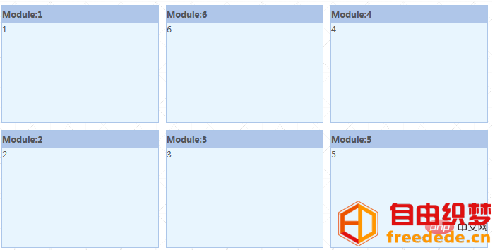 爱上源码网文章关于PHP+jQuery-ui拖动浮动层排序并保存到数据库实例的内容插图