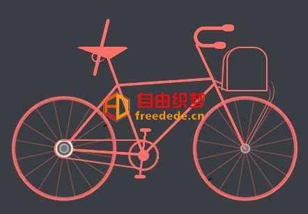 爱上源码网文章纯CSS3 animation逼真的自行车动画效果代码的内容插图