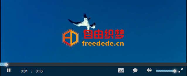 爱上源码网文章超炫的html5视频播放器代码的内容插图