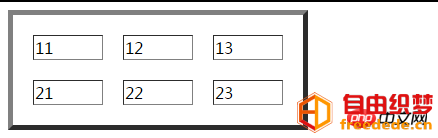 爱上源码网文章table标签的cellspacing属性有什么用?一篇文章让你了解cellspacing属性的内容插图1