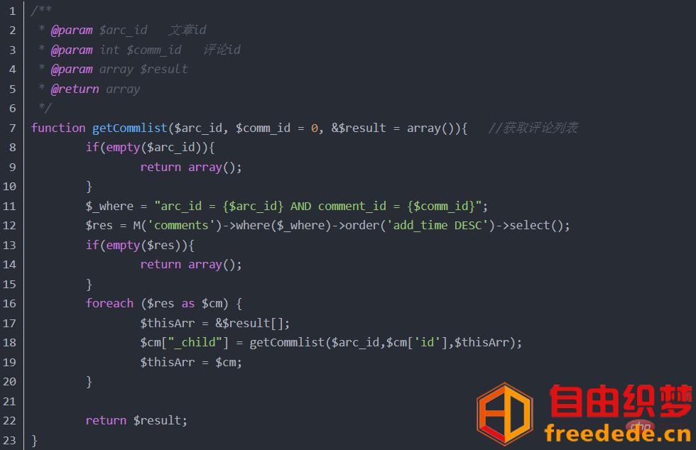 """爱上源码网文章使用PHP简单实现类似""""畅言""""等评论系统的内容插图2"""